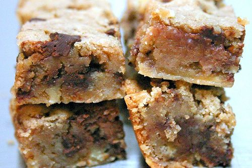 ... Bowl Blondies, Kitchen Blondies, Food, Infinitely Adaptable, Dessert