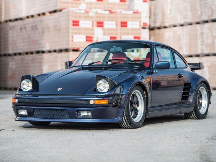 1986 Porsche 911 Turbo 'Flat Nose'