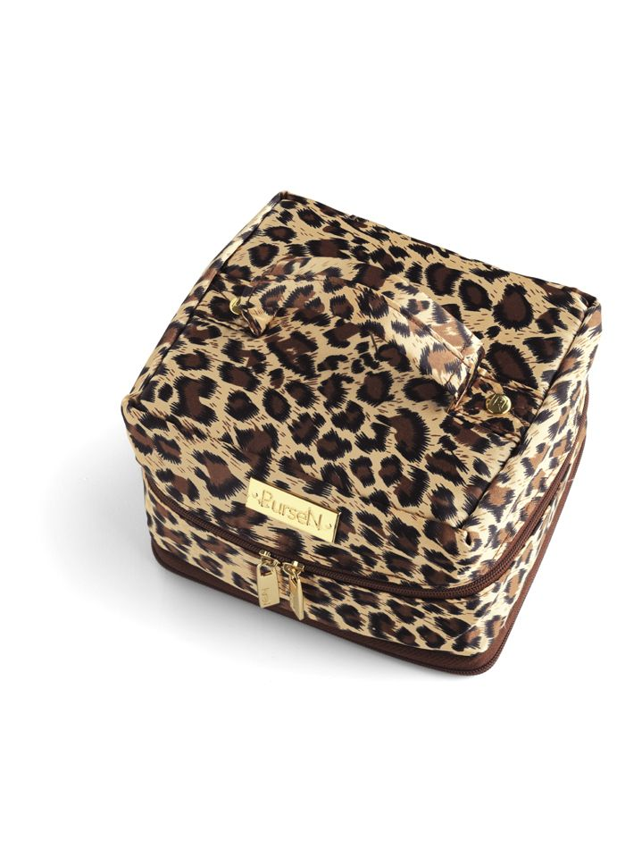 Leopard Jewelry Travel Case #gifts #chicos #HolidayFeeling