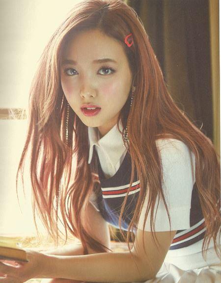 Twice Nayeon SIGNAL