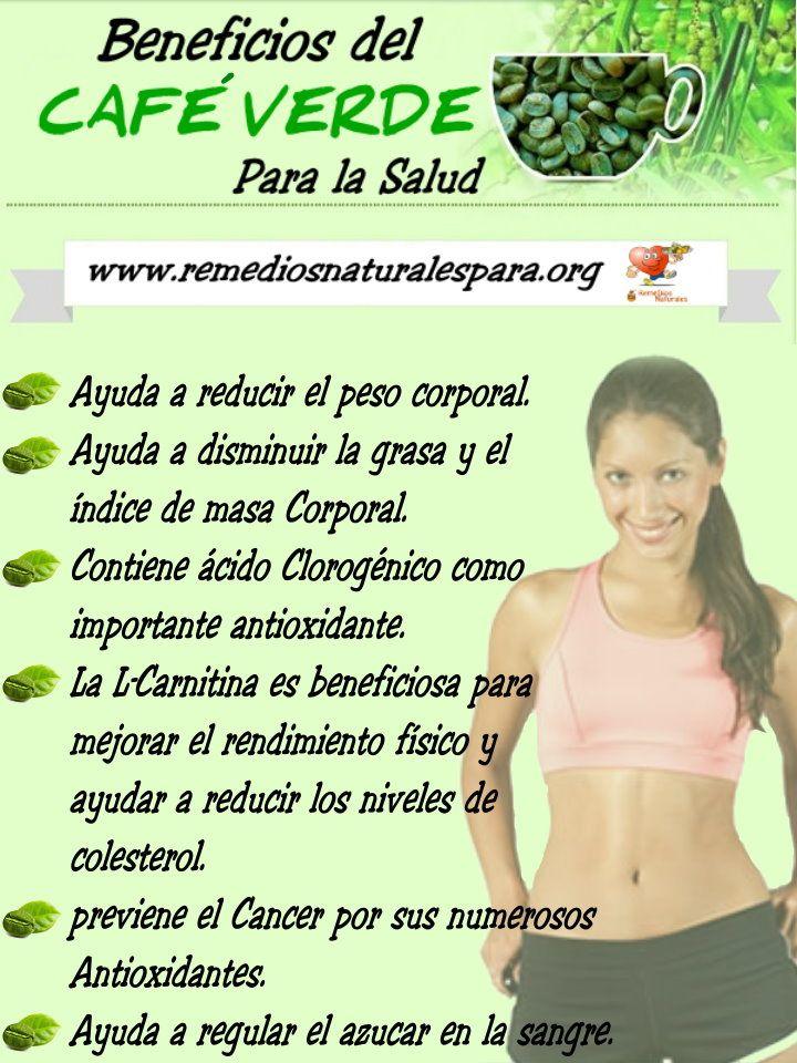 Beneficios del café verde para la salud #cafeverde cafeverdepropiedades http://xurl.es/cafe-verde