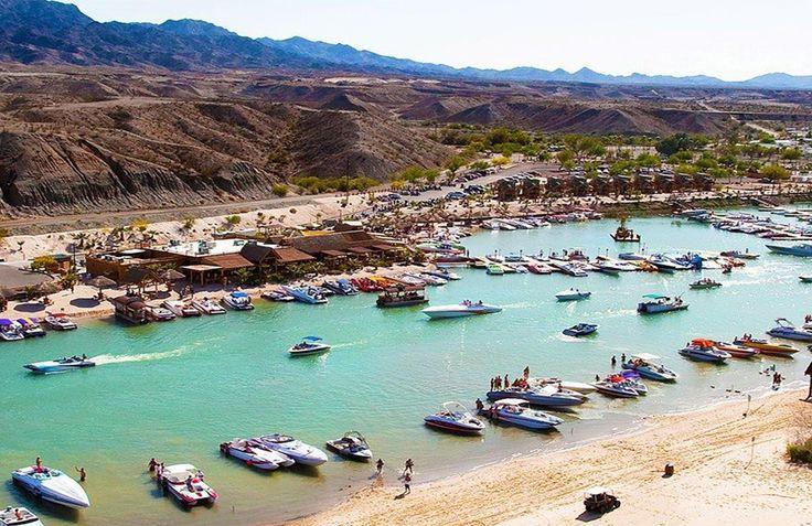 Pirate Cove Resort - Lake Havasu - Recreation - Boating - Colorado River - Arizona - London Bridge - Party Spot - Bar - Restaurant - Camping - Off Roading - Cabins - Rv -