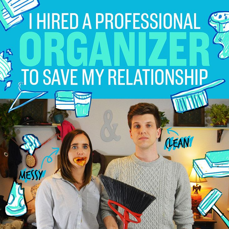 I Hired A Professional Organizer To Save My Relationship