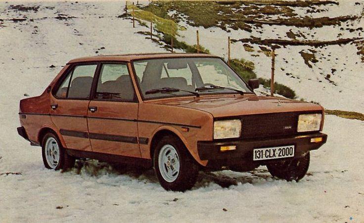 1980 SEAT 131 2000 CLX