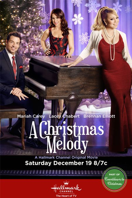 "Its a Wonderful Movie - Your Guide to Family Movies on TV: Hallmark Channel Christmas Movie ""A Christmas Melody"""
