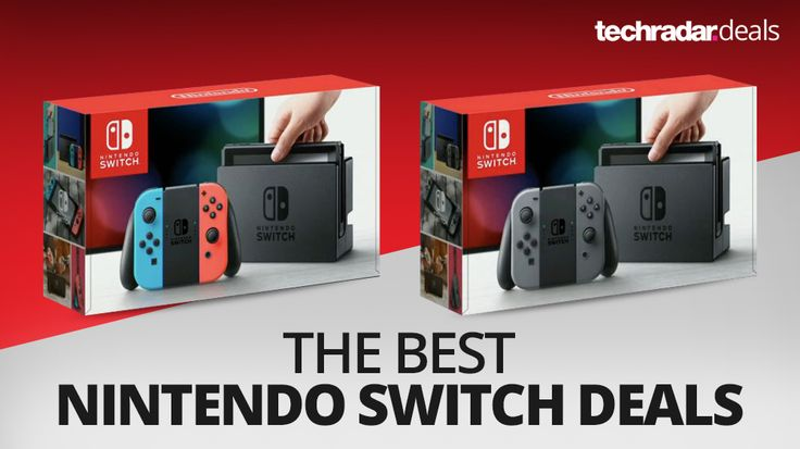 The cheapest Nintendo Switch bundle deals and prices in the August sales 2019