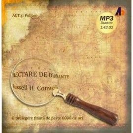 Hectare de diamante (audiobook)