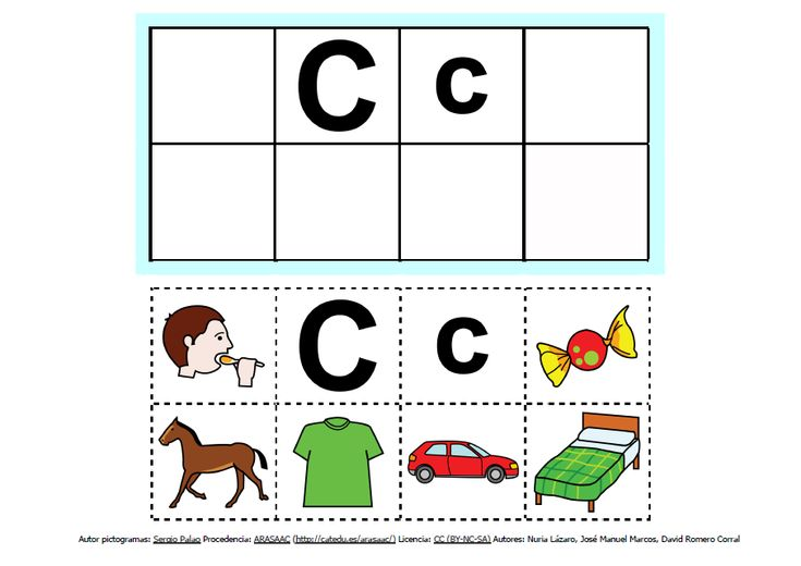 Abecedario con pictogramas: C http://informaticaparaeducacionespecial.blogspot.com.es/2013/09/abecedario-con-pictogramas-de-arasaac.html