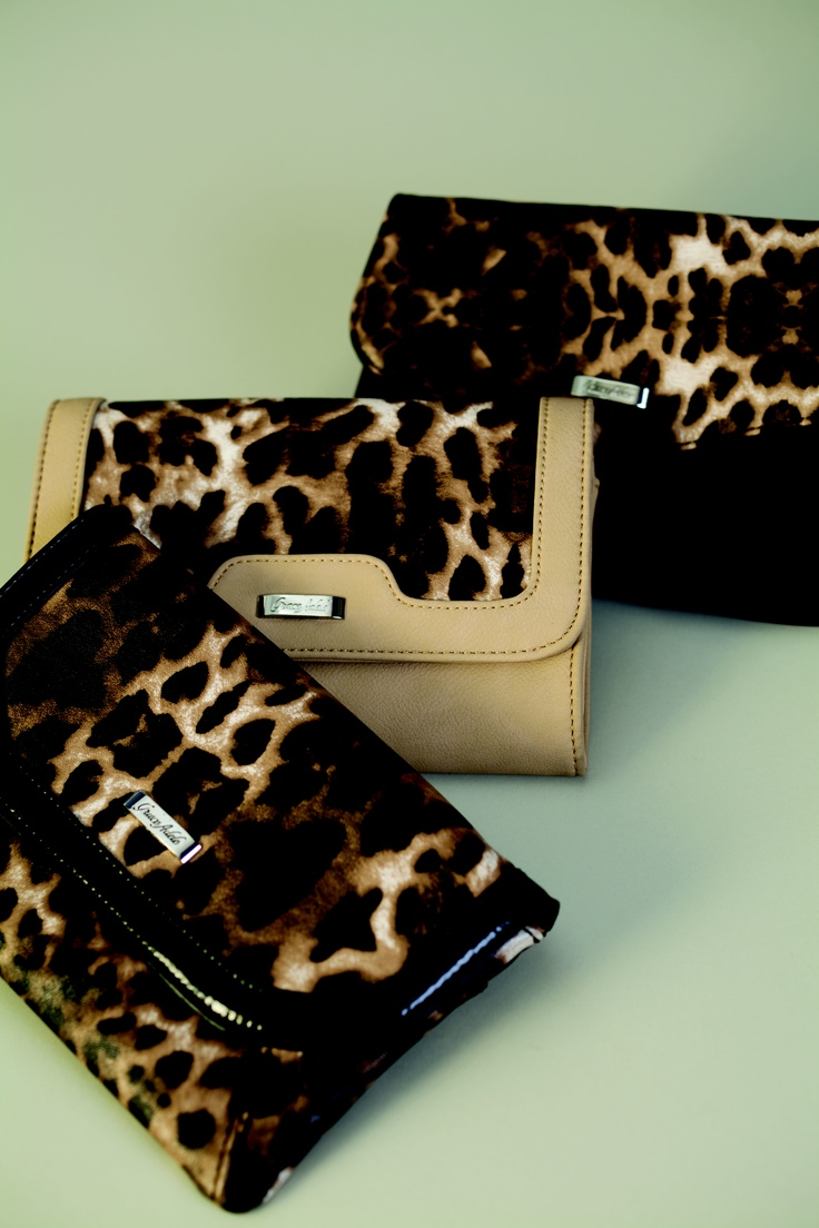 Leopard Grace Adele clutches <3
