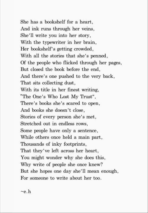 the storyteller // new post up on itisntgoingtowriteitself.com why do we write?