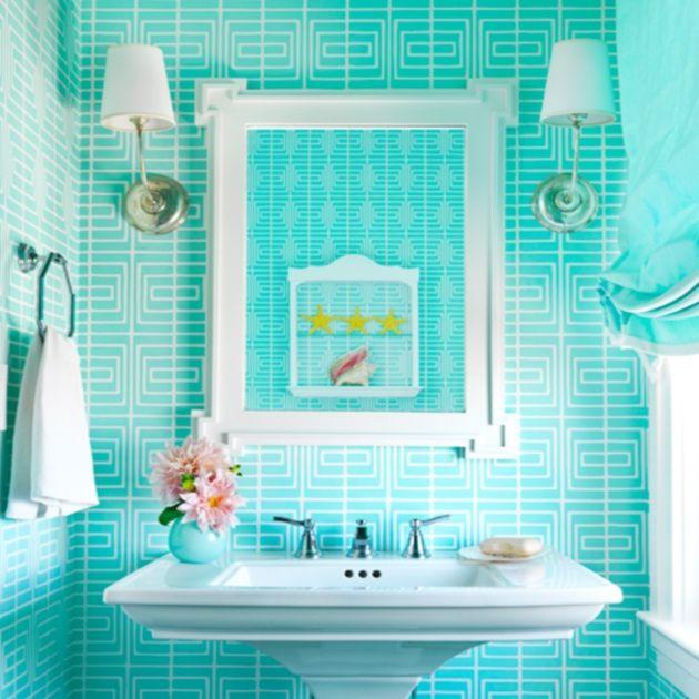 """8 """"τολμηρές"""" ιδέες για το μπάνιο σου! - Tlife.gr"""