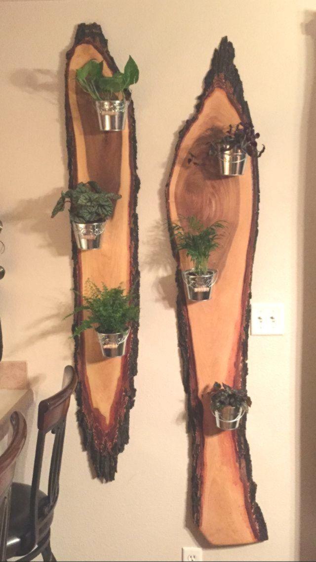 Kreative Nutzung von Rohholz und Pflanzen – #kreative #Nutzung #Pflanzen #Rohhol… #WoodWorking