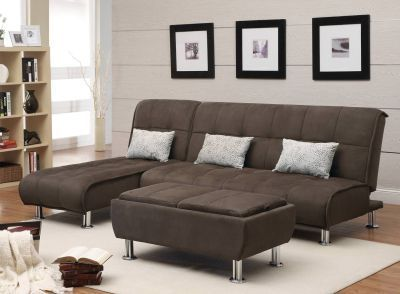 Sofa Covers Transitional Styled Piece Living Room Set in Brown Living Room Package Starting as low