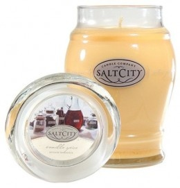 Salt City Candles are perfect as a gift, or to fragrance your own home. This Vanilla Spice candle is popular. I wasn't too sure about scented candles until I discovered the Salt City range - because some brands can be a little ... well, sickly sweet and overpowering but I just love the Salt City range which have a gentle, spicy or floral aroma depending on which candle you choose - they just look so pretty too and at only $23.94, they are not going to break the bank either!