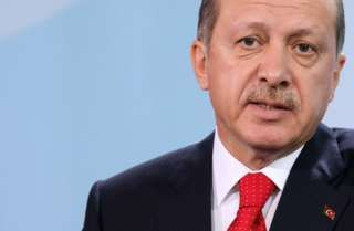President Tayyip Erdogan - Turkey's ruthless islamist leader