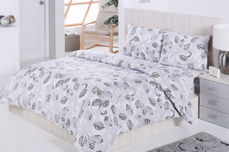Комплект белья Brielle, 1,5-спальный, наволочка 50х70, цвет: белый, серый, черный (164)3001BrРоскошный комплект постельного белья Brielle выполнен из натурального ранфорса (100% хлопка) и украшен оригинальным рисунком. Комплект состоит из пододеяльника, простыни и наволочки. Ранфорс - это новая современная гипоаллергенная ткань из натуральных хлопковых волокон, которая прекрасно впитывает влагу, очень проста в уходе, а за счет высокой прочности способна выдерживать большое количество стирок…