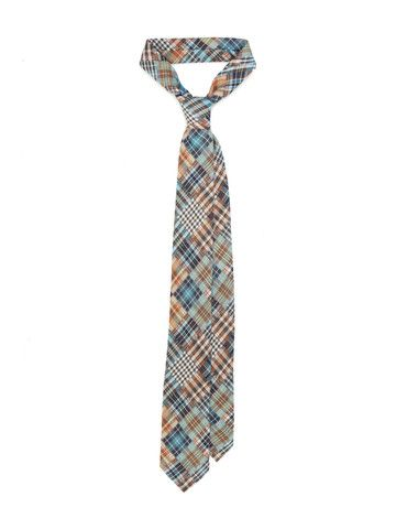 Ni Patchwork Tie from Dolbeau // Made in Montreal