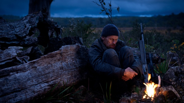"The movie THE HUNTER has now been etched as an indelible impression of Tasmania.  Filmed in Tasmania, actor Willem Dafoe said  the Australian island setting played an important role in the film.    ""There are huge sequences where I'm just in the nature of Tasmania, which is quite wild, quite unspoiled, for the most part,"" he says. ""It's a huge character in the movie.""    He says he would not have taken the part if it hadn't been filmed here. Listen to the audio interview."