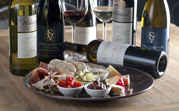 Amazing wine tasting at Stellenbosch Vineyards
