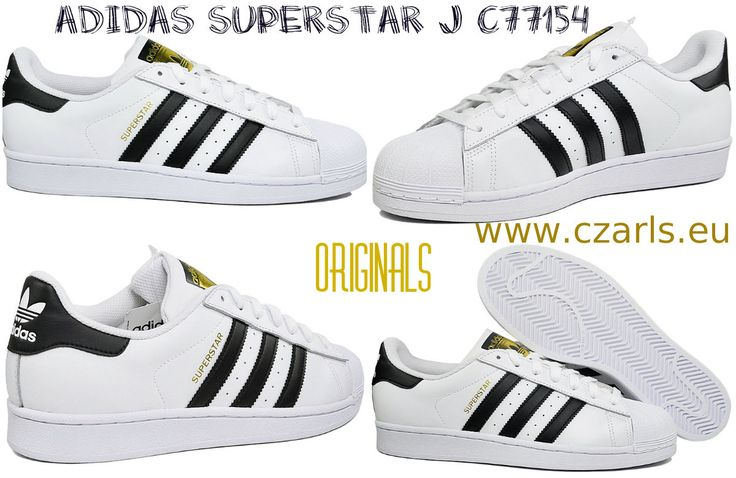 ADIDAS SUPERSTAR J C77154 www.czarls.eu