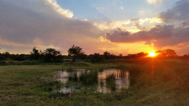 Xombana Dinokeng #Sunset