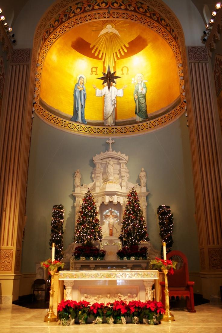 Christmas festival ideas for church - Church Decorations