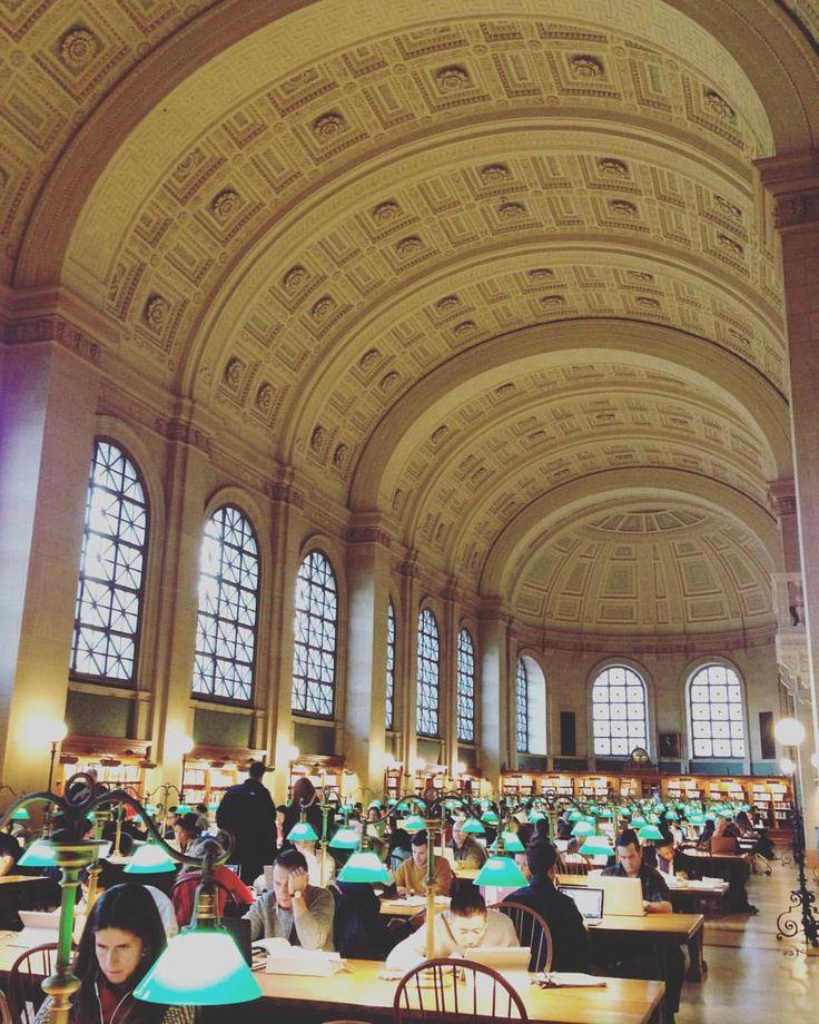 Online Resource Az Boston Public Library - #SpaceMood