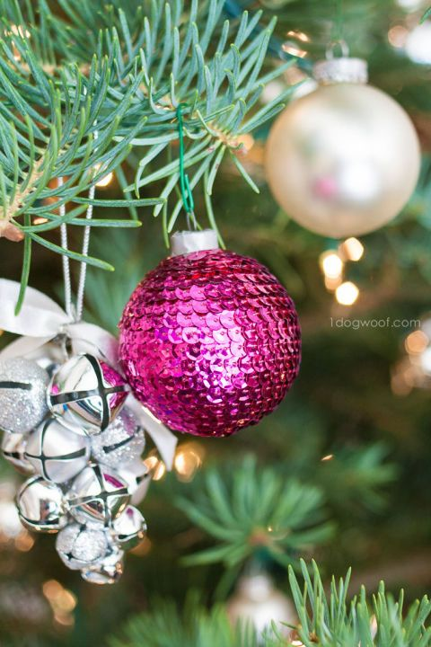 475 best diy christmas crafts images on pinterest diy for Homemade tree decorations