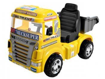 Caminhão Elétrico Big Truck - Magic Toys