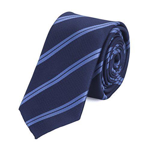 Tie from Fabio Farini in blue Fabio Farini…