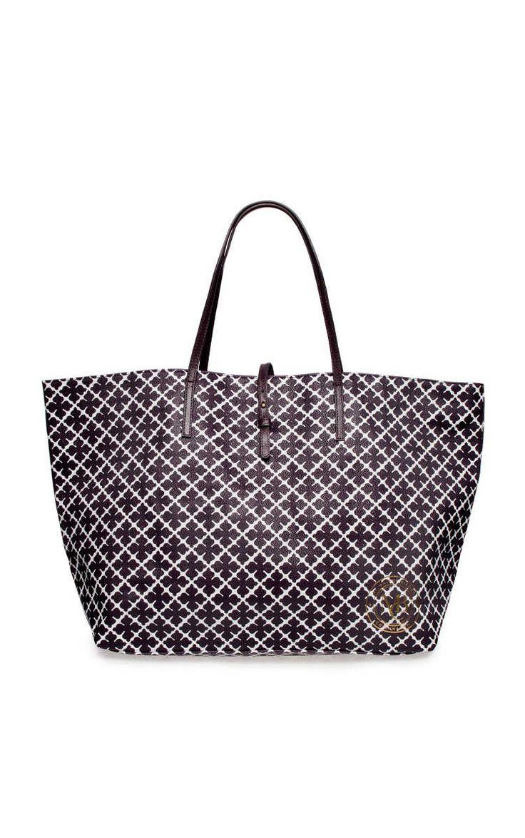 Väska Grinolas DEEP PLUM - By Malene Birger - Designers - Raglady