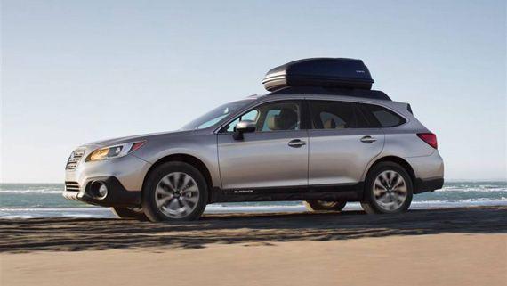 Универсал Subaru Outback 2016 / Субару Аутбэк 2016