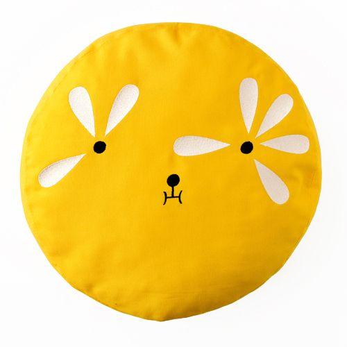 Sunny cushion by Ana Ventura. L o v e