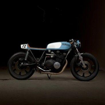 Yamaha XS750 Cafe Racer da Ugly Motorbikes