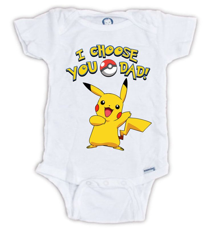 I Choose You! POKEMON Baby Onesie, Baby Bodysuit, Pikachu Onesie, Squirtle, Charmander, Togepi, Mother's Day, Father's Day, Baby Shower gift by JujuApparel on Etsy https://www.etsy.com/listing/247459780/i-choose-you-pokemon-baby-onesie-baby