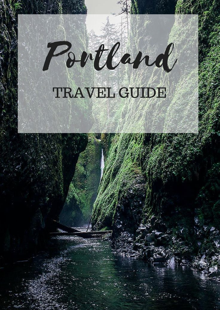 I have so much to say about Portland that I don't even know where to begin. My expectations going into the trip were pretty high yet somehow it managed to exceed them in every way. It's lush, vibrant and surprisingly clean while still offering all of the luxuries of a metropolitan city. Most people wait to visit Oregon until summertime …