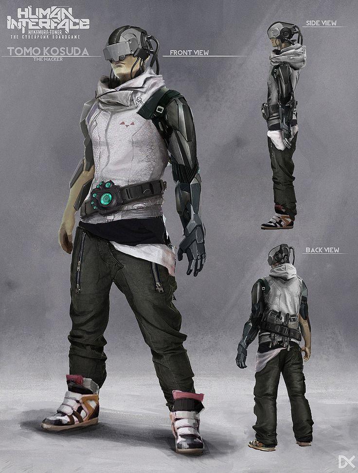 274 Best Futuristic Clothes Images On Pinterest Armors