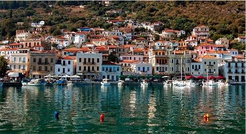 Gytheio, Greece