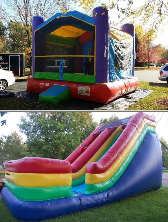 This entertainment provider offers cheap bounce house rentals. They also provide moonwalks, combos, and slides. They have multiple unit discounts available.