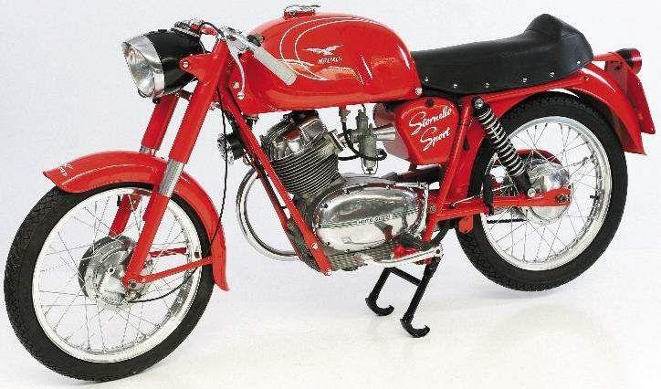 Stornello 125 Sport, 1965