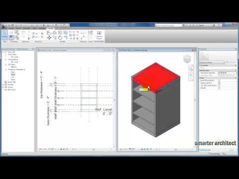 Applying Materials to Families in Revit - YouTube