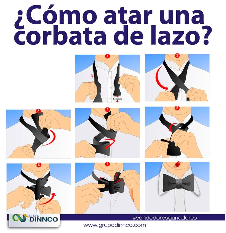 Vendedores Ganadores: Es importante que sepas cómo hacer el nudo de la corbata de moño. No es algo que uno haga frecuentemente, pero si sabes atar las agujetas de tus zapatos, entonces puedes aprender a hacer el nudo del moño. Es el mismo procedimiento. Sigue las instrucciones. #vendedoresganadores