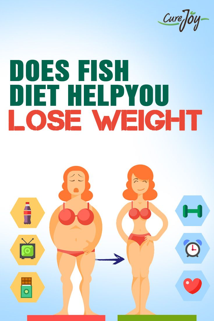 17 best images about get and stay thin on pinterest for Best fish for weight loss