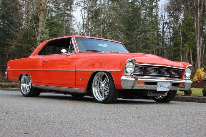 Classic 1966 Chevrolet Nova For Sale 2071162 84 900 Port