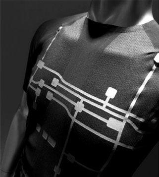 Wearable Heart Monitor: Vital Jacket's Fashionable & Vital Monitoring Medical Device