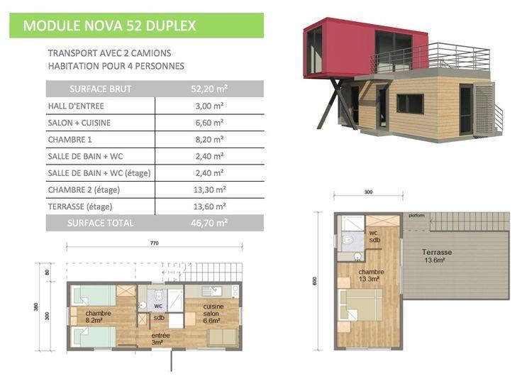 Prix metre carr maison neuve latest maison modulaire cl for Prix metre carre maison neuve
