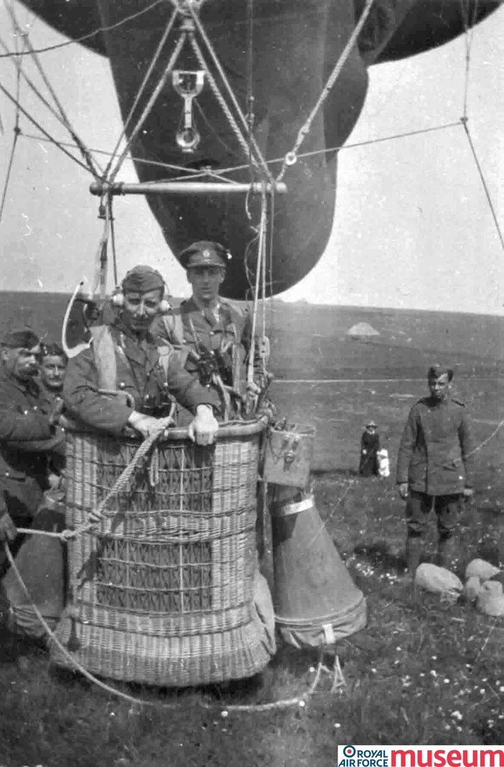 Image result for cartoon world war one observation balloon going up