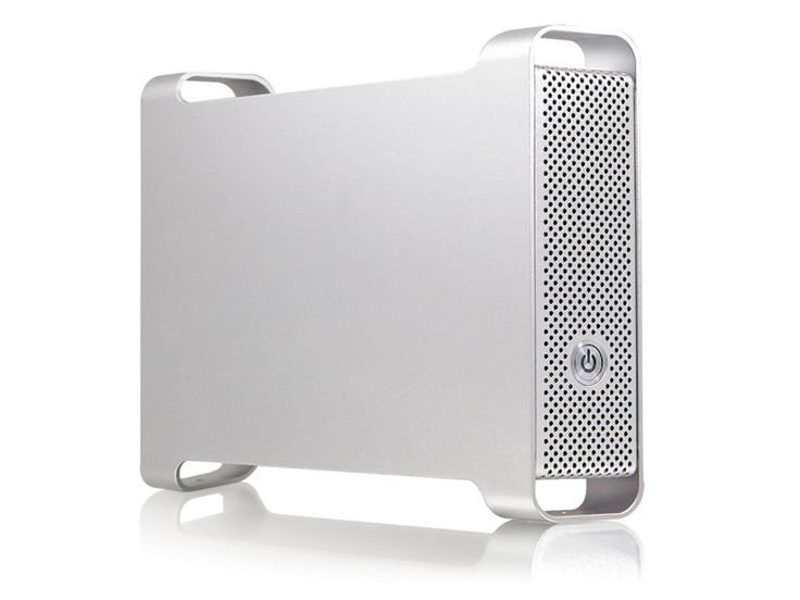 Macally Hi-Speed Aluminiun 3.5' HDD enclosure review | Macally's Mac Pro-esque hard drive caddy has some pro connections Reviews | TechRadar