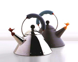 Not Memphis! but fellow post-modernist, Alessi. Probably my favourite Alessi product
