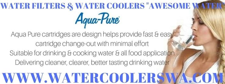 AQUA - PURE WATER FILTER - AWESOME WATER